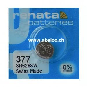 377 - SR66 RENATA sans mercure