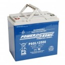 Batterie Plomb (AGM) Power Sonic PSGL12500 AGM - 12V 50Ah