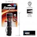 Rubber Light 2AA Energizer