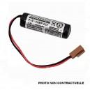 Batterie lithium 1x AA LS14500 1S1P 3.6V 2600mAh FC