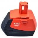 Batterie HILTI 18V 3Ah